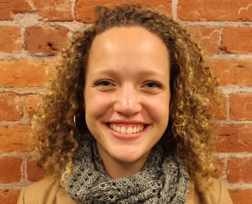Club Director Allison Kelley