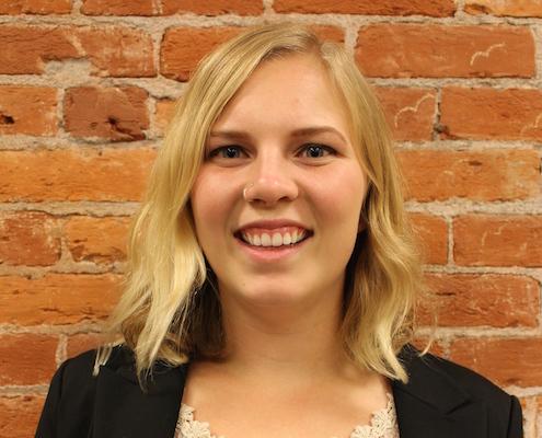 Junior Senator Olivia Hagel